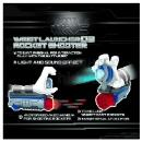 Electronic Toys - Wrist Launcher - Rocket Shooter (Hong Kong)