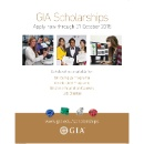 GIA Scholarships 2016 (Hong Kong)