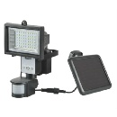 Solar Digital Sensor Light  (China)