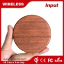 Wooden Wireless Charger for iPhone Samsung LG (China)