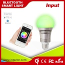 6.5W Bluetooth LED Bulb with Mobile APP Control (China)