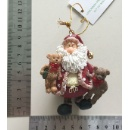 Christmas Old Man Ornament  (China)