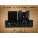Desktop 6L6 Vacuum Tube Amplifier with Bluetooth, DAC and Subwoofer (Hong Kong)