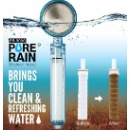 PR-9000 / Pure Rain / Shower Head / Rust Removal / Limescale Removal / Water Saving / Water Purify  (Korea, Republic Of)