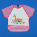 Cotton and Polyester Baby Apron (Hong Kong)