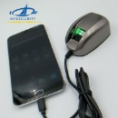 HF4000 Cheap Mobile USB Biometric Fingerprint Reader (China)