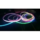 12-24V 592 RGB BULT IN IC LED STRIP LIGHT (Hong Kong)