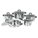 10pcs Cookware Set (Hong Kong)