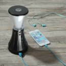 Solar Powered Bluetooth LED Camping Light Speaker, Solar Camping Light Speaker (China)