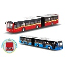 Die Cast Sonic Articulated Bus (Hong Kong)
