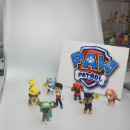 Paw Patrol and Dinotrux Action Figures (Spain)