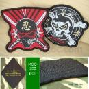 Tactical Patch Hook and Loop Fastener Patch (Hong Kong)