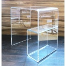 Coffee/Side Table in Acrylic (Taiwan)