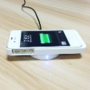 Mini Round Table Qi Wireless Charger (China)