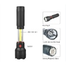 Telescopic Integrated LED Torch Light  (China)