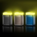 Bluetooth Speaker With Led Sleeping Light (Hong Kong)