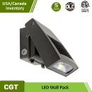 80W LED Wall Pack Adjustable Wall Pack Fixture (China)