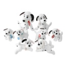 Plush Dog Toys White Soft Stuffed Toy (China)