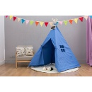 Four Poles Pure Color Children Indoor Play Tent (China)