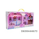 Baby Doll House Set for Girl with Light and Music (Hong Kong)