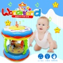 Rotating Plastic Drum Toy for Kids (China)
