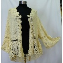 Ladies' Hand Crochet Cardigan (Hong Kong)