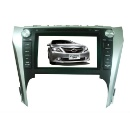Vehicle Audio and Video Player with GPS (China)