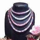 Pink Sappire Necklace (Thailand)