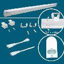 T4 / T5 Fluorescent Tube with Bracket (China)