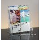 Acrylic Brochure display, Booklet display, Pamphlet display, Advertising Holder (China)