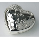 Heart-Shaped Jewelry Box (Hong Kong)