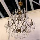 Chandelier Lamp (China)