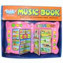 Battery-Operated Music Book (Hong Kong)