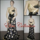 Party Silk Formal Dress (Hong Kong)