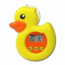 Bath Timer with Thermometer - Duck (Hong Kong)