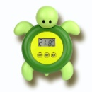 Bath Timer with Thermometer - Tortoise (Hong Kong)